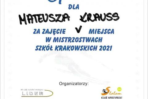 2021-03-10-Dyplom_Mistrz_Szk_Krk_M_Krauss_tn