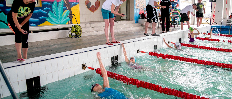 Międzyszkolne Indywidualne Zawody Pływackie klas III Rejonu Krowodrza