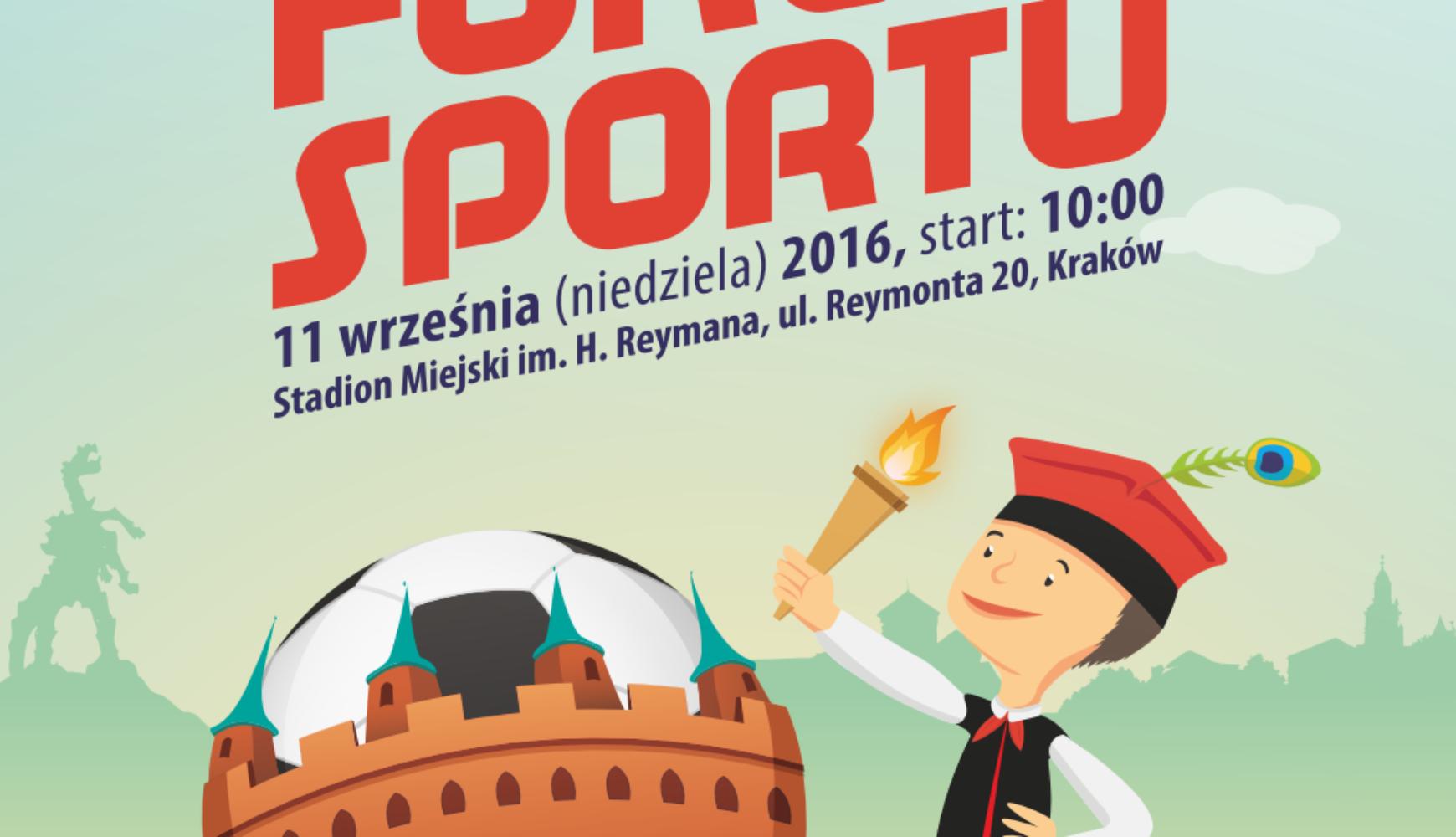 1 Krakowskie Forum Sportu