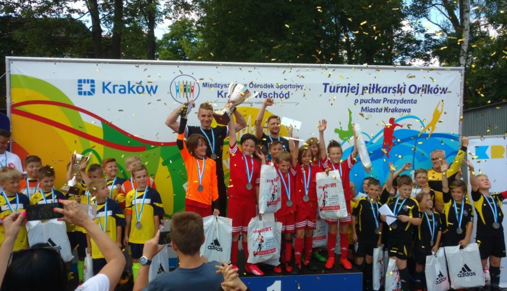 "Macedonia iPortugalia tryumfatorami turnieju ""DROGA DOEURO U-21"" oPuchar Prezydenta Miasta Krakowa 2017"