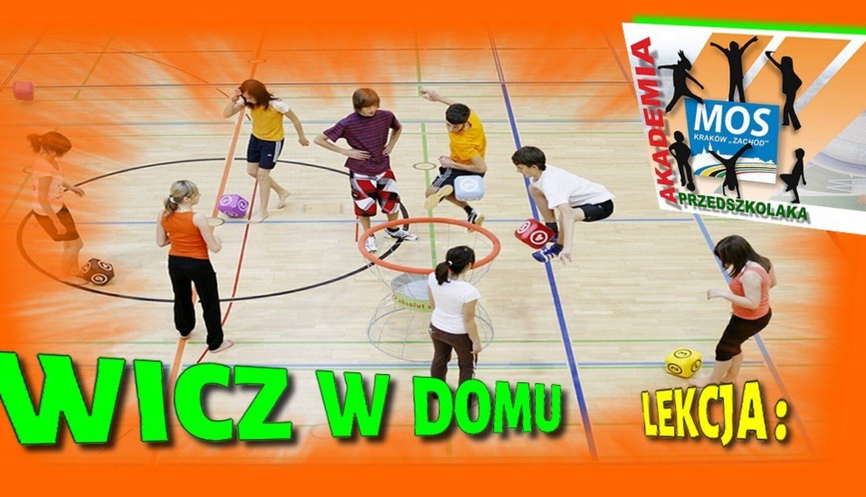 Ćwiczenia domowe – 2 – Akademia Przedszkolaka – 2020/21