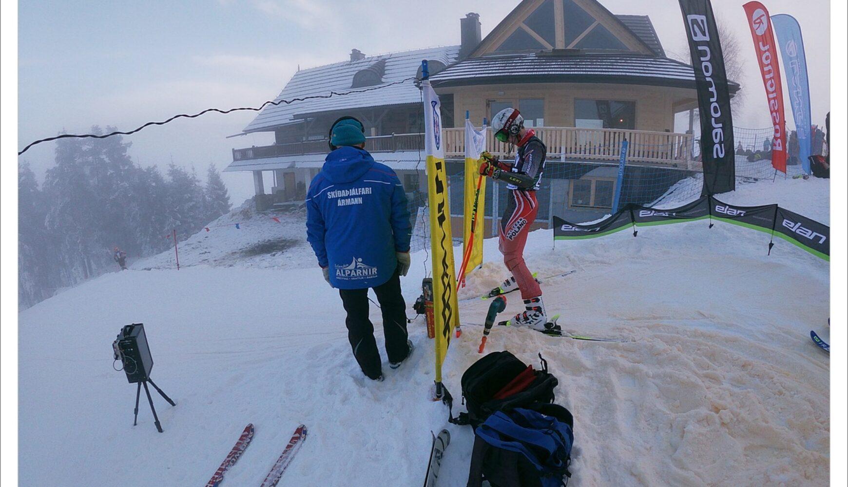 Dobry start naszego narciarza wPucharze Krakowa iOFLA 2020