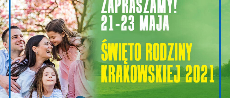 Święto Rodziny Krakowskiej 2021 naStadionie MOS Kraków Zachód