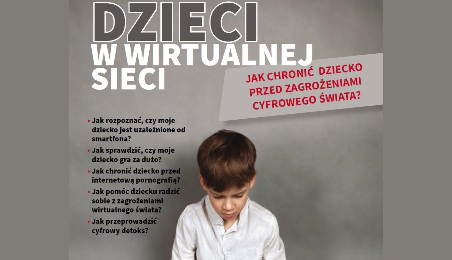 Dzieci wwirtualnej sieci